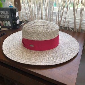 BETMAR Hot Pink Sun Hat